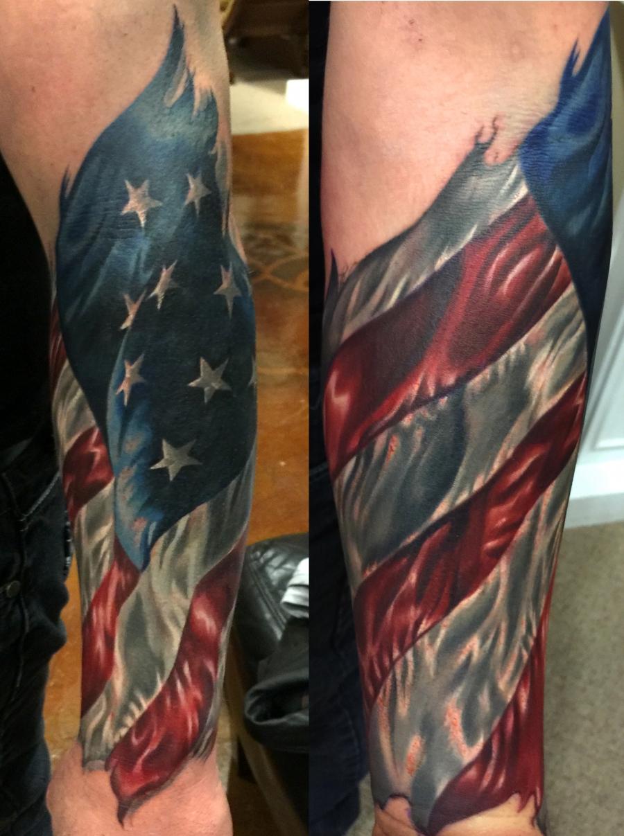 Timothy Boor Tattoos